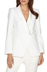 Women's Catherine Catherine Malandrino 'Stephen' Double Breasted Tuxedo Jacket