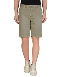 Fred Mello Bermudas Dove Grey