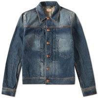 Nudie Jeans Sonny Denim Jacket Blue