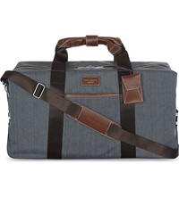 Ted Baker Clipper Holdall Gry