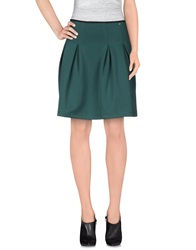 Toy G. Knee Length Skirts Green