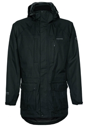 Craghoppers Kiwi Long Outdoor Jacket Black