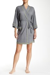 Josie Spicy Robe Gray