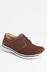 Alegria 'Alex' Sneaker Chocolate Brown Nubuck