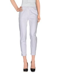 Ports 1961 Trousers Casual Trousers Women White
