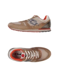 Lotto Leggenda Low Tops And Trainers Grey