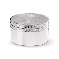 Vera Wang Wedgwood With Love Silver Treasure Box