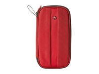 Victorinox Travel Organizer W Rfid Protection Red Wallet