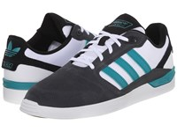 Adidas Skateboarding Zx Vulc Dgh Solid Grey Eqt Green White Men's Skate Shoes Black