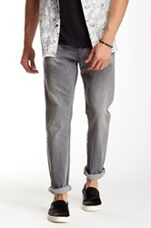 Gilded Age Faded Skinny Jean Gray