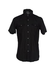 Guess By Marciano Shirts Black