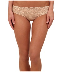 Commando Double Take Lace Thong Lt14 Ivory Women's Underwear White