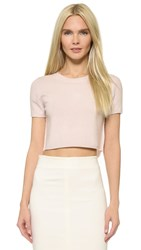 Theperfext Cropped Cashmere Sweater Luna
