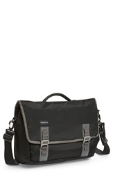 Timbuk2 'Command' Messenger Bag Black Gunmetal