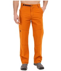 Black Diamond Dogma Pants Copper Men's Casual Pants Bronze