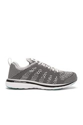 Athletic Propulsion Labs Apl Techloom Pro Sneaker Metallic Silver