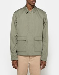 Norse Projects Tyge Gabardine In Dried Olive