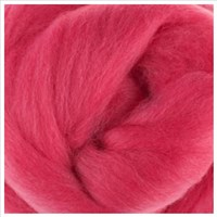 Tjockt Fat Loop Merino Wool Scarf Pink