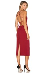 Stone_Cold_Fox Camellia Dress Red