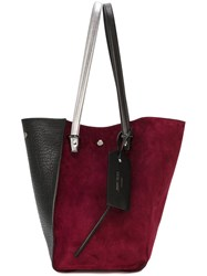 Jimmy Choo 'Twist' Tote Black