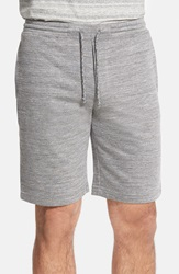 Nordstrom Terry Shorts Grey Marle