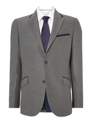 Peter Werth Whitman Suit Blazer Grey