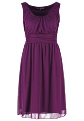 Anna Field Summer Dress Wineberry Purple