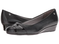 Lifestride Flash Black Women's Sandals