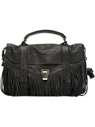 Proenza Schouler Medium 'Ps1' Satchel Black