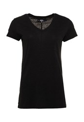 Superdry Neppy Slouch T Shirt Black