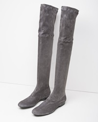Robert Clergerie Fissaj Over The Knee Boot Black