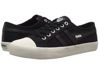 Gola Coaster Black Black Off White Women's Shoes