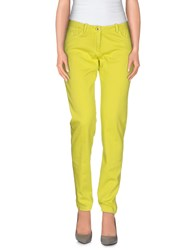 Moncler Trousers Casual Trousers Women Acid Green