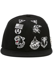 Philipp Plein 'Be Bold' Basball Cap Black