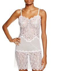 B.Tempt'd By Wacoal B.Sultry Chemise Bridal White