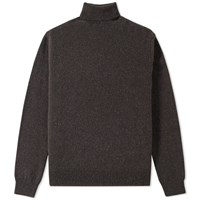 A.P.C. Jean Roll Knit Brown