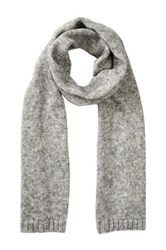 Jack Spade Gallagher Brushed Scarf Gray