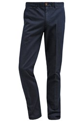 Scotch And Soda Chinos Dark Blue