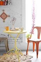 Plum And Bow Scroll Bistro Table Urban Outfitters
