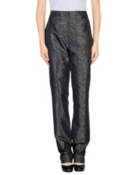 Exte Trousers Casual Trousers Women Steel Grey