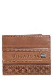 Billabong Phoenix Wallet Tan Brown