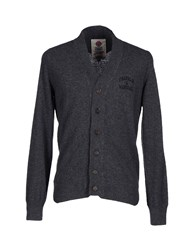 Franklin And Marshall Knitwear Cardigans Men Lead