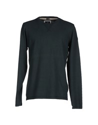 North Sails Topwear Sweatshirts Men Dark Green