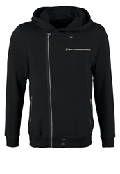 Only And Sons Onsbiker Tracksuit Top Black
