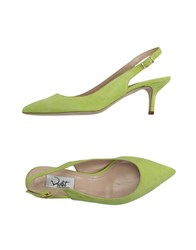 Violet Atos Lombardini Footwear Courts Women Acid Green