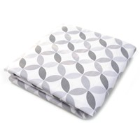 Spot On Square Tops Organic Fitted Crib Sheet