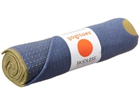 Manduka Earth Rskidless By Yogitoes Indigo Athletic Sports Equipment Blue