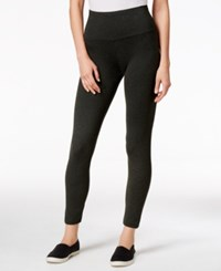 Styleandco. Style Co. Pull On Tummy Control Leggings Only At Macy's Olive Combo