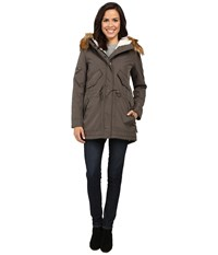 S13 Canyon Parka Military Women's Coat Olive