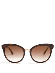 Tom Ford Sunglasses Emma Cat Eye Tortoiseshell